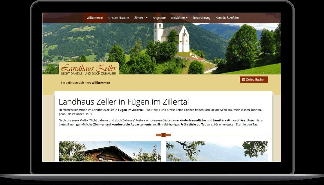 landhaus-zeller.com