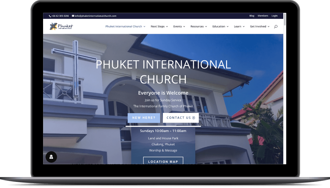 phuketinternationalchurch.com