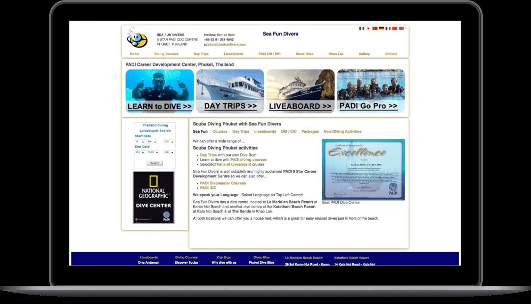 seafundivers.com