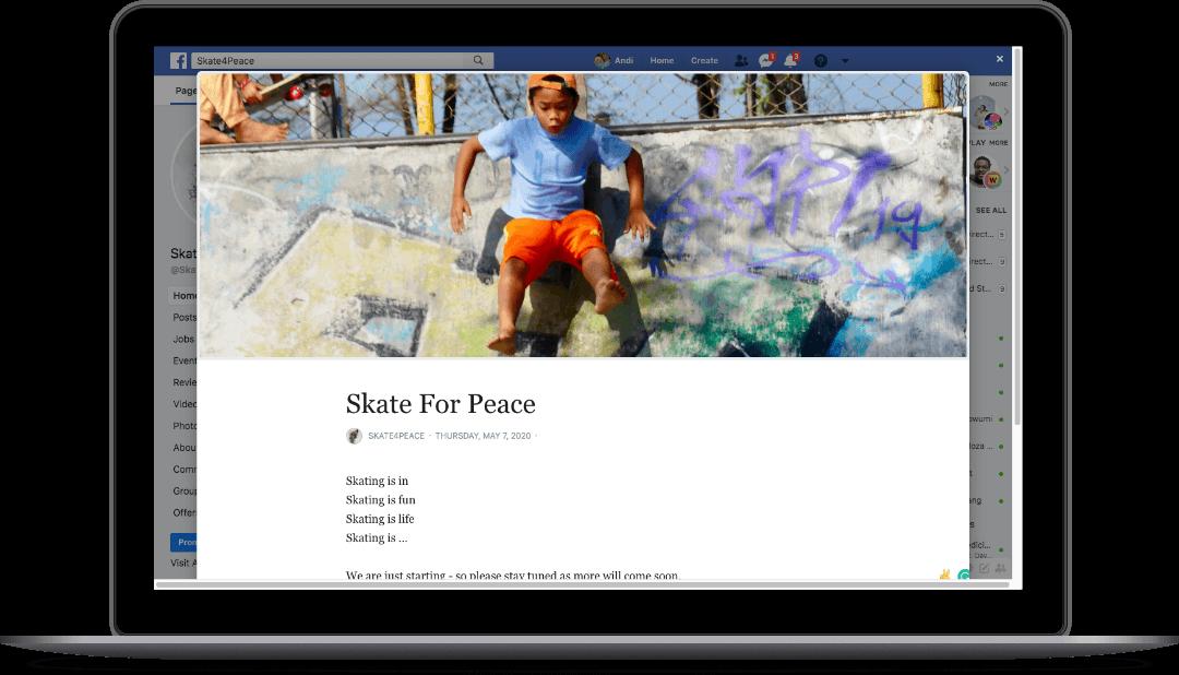 skate4peace.com